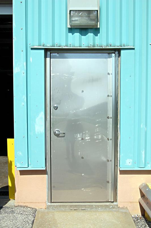 Pedestrian Door Amp The Pedestrian Flood Door From Ps Doors